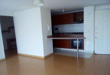 Apartamento en Bogota, Valladolid, Castilla - 72 mts, 2 parqueaderos.