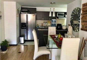 Apartamento en Ciudad del Rio, Poblado - 84mt, tres alcobas
