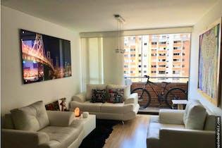 Apartamento en Ciudad del Río-El Poblado, con 3 Alcobas - 84 mt2.