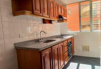 Apartamento en venta en La Calleja Usaquén de 3 habitaciones