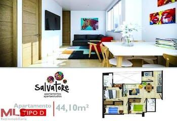 Salvatore, Apartamentos en venta en Villa Paula 65m²
