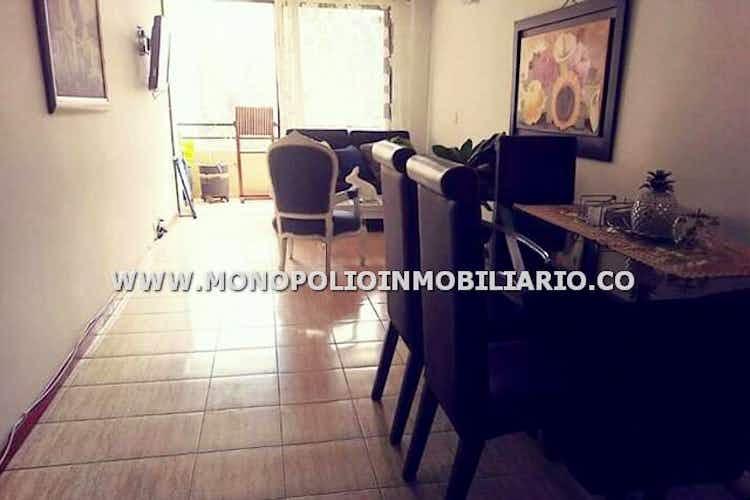 Portada Apartamento en Loma de los Bernal, Belen - 94mt, tres alcobas, balcón