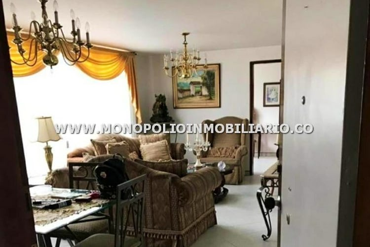 Foto 1 de Apartamento en San Lucas, Poblado - 96mt, cuatro alcobas