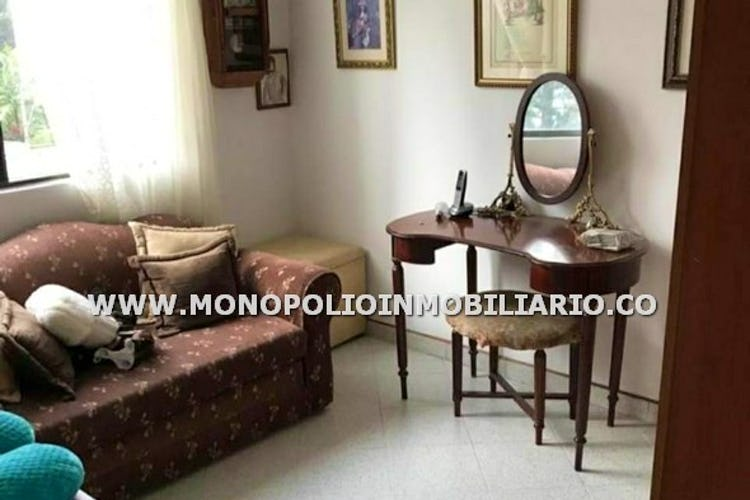 Foto 5 de Apartamento en San Lucas, Poblado - 96mt, cuatro alcobas