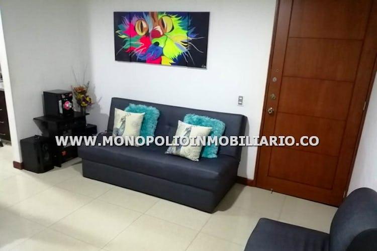 Portada Apartamento en Calle Larga, Sabaneta - Dos alcobas