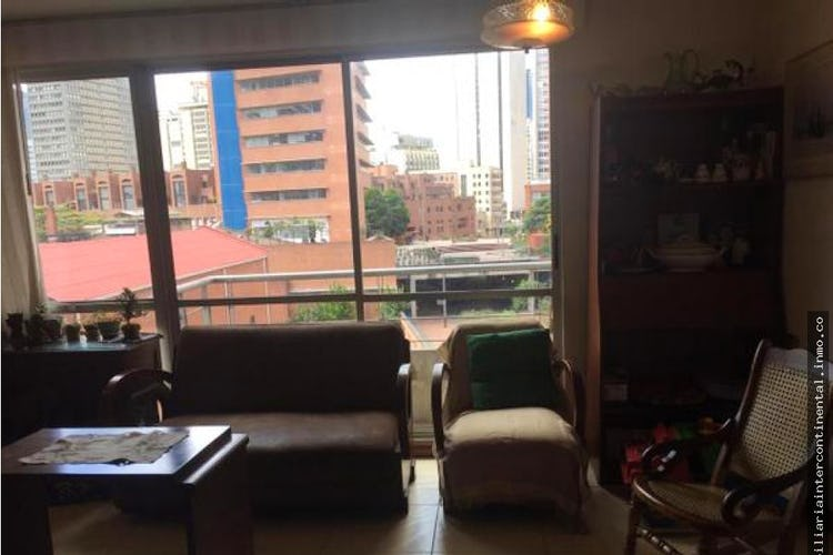 Portada Apartamento en Centro Internacional, Bogota - 76mt, tres alcobas, jacuzzi