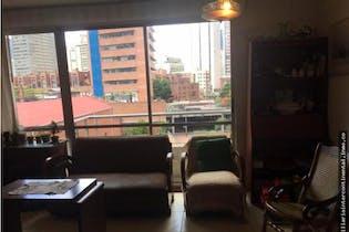 Apartamento en Centro Internacional, Bogota - 76mt, tres alcobas, jacuzzi