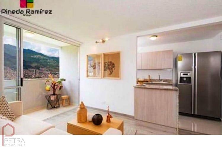 Portada Apartamento en Niquia, Bello - 61mt, tres alcobas, balcón