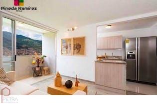 Apartamento en Niquia, Bello - 61mt, tres alcobas, balcón