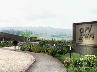 Una imagen de algunas plantas y un edificio en Origen Parcelación