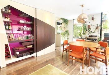 Apartamento en venta en El Nogal de 2 alcobas
