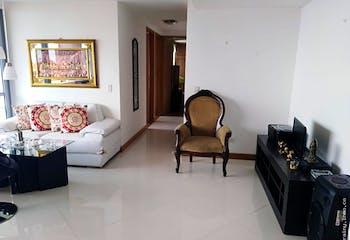 Apartamento en La Cuenca, Envigado - 75mt, piso 16, tres alcobas