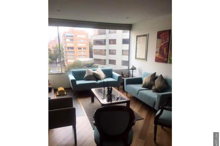 Portada Apartamento en venta en El Nogal, 218mt penthouse