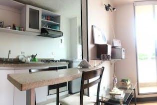 Apartamento en venta en Pinar De Suba de 1 alcoba