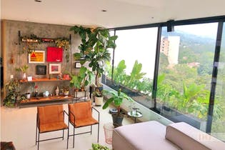 Apartamento en San Lucas, El Poblado con 2 parqueaderos y gimnasio - 84,5 mt2.