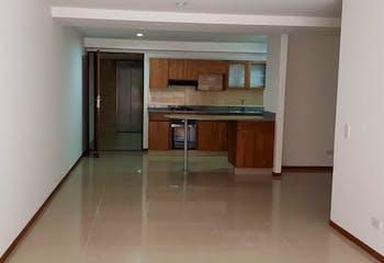 Apartamento en Sabaneta, El Carmelo con terraza y 2 habitaciones - 86 mt2.
