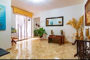 Apartamento en El Pomar, Manrique con 2 habitaciones y patio - 150 mt2.