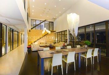 Casa en rionegro la primer casa sostenible certificada, 4500 mts.