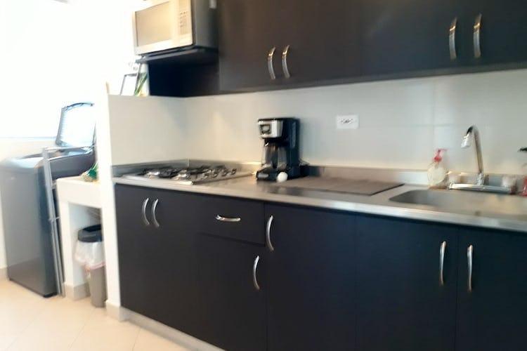 Portada Apartamento en La Paz, Envigado con 3 habitaciones y parqueadero - 75 mt2.