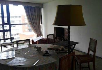Apartamento En Bogota - Chapinero Alto, cuenta con tres habitaciones