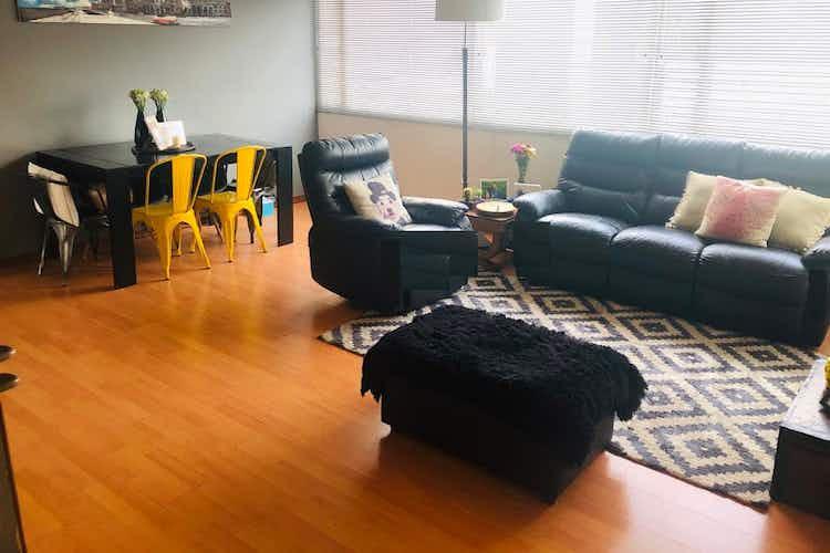 Portada Apartamento en Chapinero Alto, Chapinero - 80mt, remodelado, dos alcobas