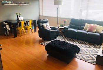 Apartamento en Chapinero Alto, Chapinero - 80mt, remodelado, dos alcobas