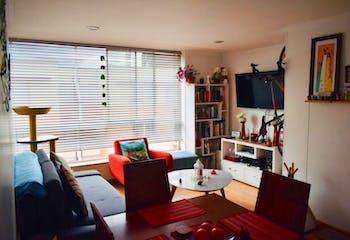 Apartamento En Bogota - Hayuelos, cuenta con tres habitaciones