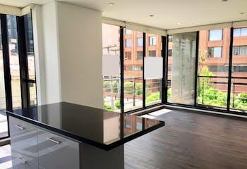 Apartamento En Bogota - Chico Reservado, cuenta con una amplia habitación