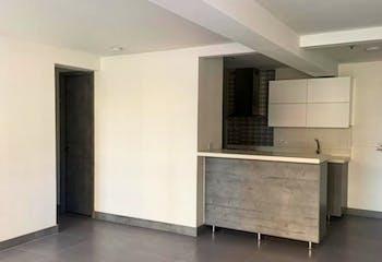 Apartamento En Bello - Molinares, cuenta con tres habitaciones