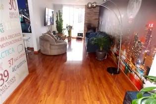 Apartamento en Corferias, Quinta Paredes - Bogotá, cuenta con tres habitaciones- 87,34