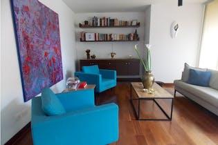 Apartamento en Chico Oriental, Chapinero - Tres alcobas