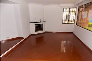 Apartamento de 150m2 en Santa Barbara Occidental, Usaquen - Tres alcobas