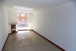 Apartamento de 81m2 en Victoria Norte, Bogotá - con tres habitaciones