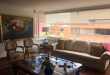 Apartamento en Rosales, Chico - 218mt, tres alcobas, dos garajes