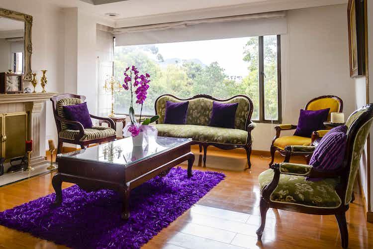 Portada Apartamento en Chicó Navarra de 3 habitaciones, 188 mts