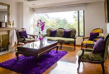 Apartamento en Chicó Navarra de 3 habitaciones, 188 mts