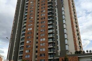 Apartamento en Tuna Baja, Suba - 72mt, tres alcobas, balcón