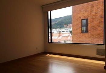 Apartamento en Santa Barbara - Bogotá, con 1 habitación y 2 parqueaderos - 41 mt2