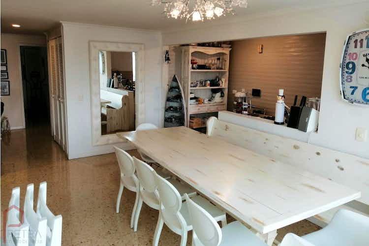 Portada Apartamento en venta en El Campestre con 3 habitaciones y estudio - 123 mt2.