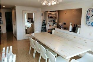 Apartamento en Monte verde, El Poblado con 3 habitaciones y estudio - 123 mt2.