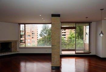 Apartamento en Bosque de Pinos, Usaquén - 3 Habitaciones y Balcón, 160 mt2