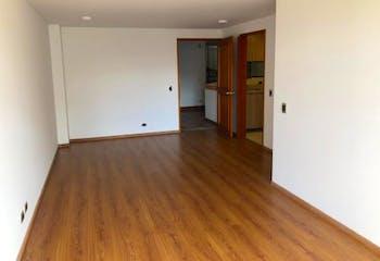 Apartamento en San Antonio Norte, Usaquén - Tres alcobas