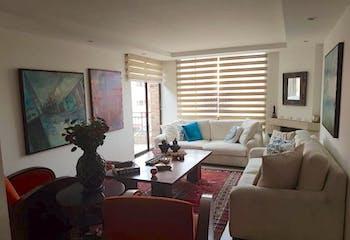 Apartamento en venta en San Patricio Usaquén de 3 habitaciones