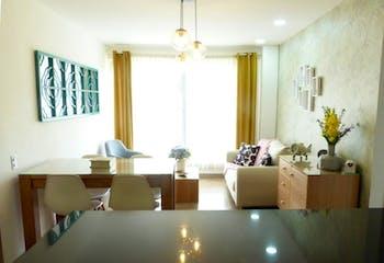 Apartamento en El Trapiche, Envigado con 2 habitaciones - 56 mt2.