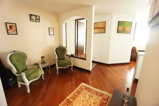 Apartamento en Rincón del Chicó con 3 habitaciones y 2 garajes - 129,8 mt2.