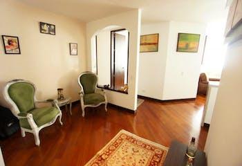 Apartamento en venta en Chico Norte de 3 alcobas