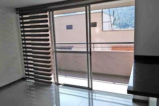Apartamento en San German, Robledo con 3 habitaciones y balcón - 68 mt2.