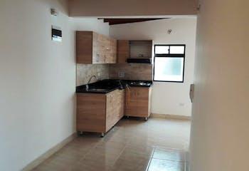 Apartamento en La América, Santa Mónica con 3 habitaciones y balcón - 110 mt2.