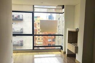 Apartamento en venta en Chicó Reservado 71m² con Gimnasio...