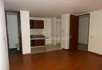 Aparta - estudio en Chapinero Alto - Rentando, con amplia habitación